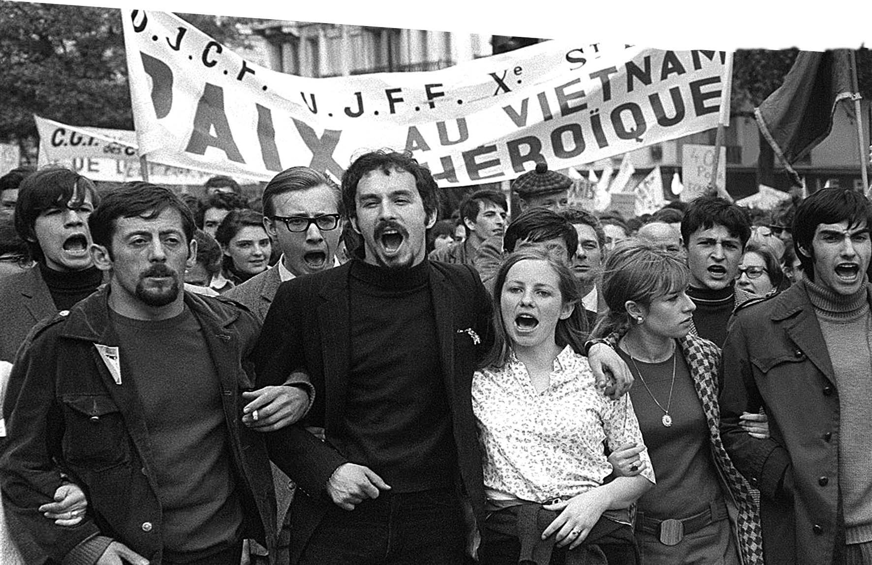 Photo of Ο ΜΑΗΣ ΤΟΥ '68 ΚΑΙ ΟΙ ΝΕΟΙ ΤΟΥ 2018