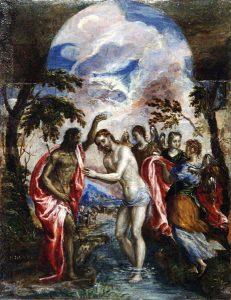 Baptisi Greco Byzantini