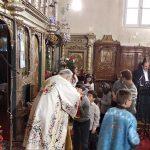 Η Θεία Λειτουργία στο ναό μας 24.3.2019 14