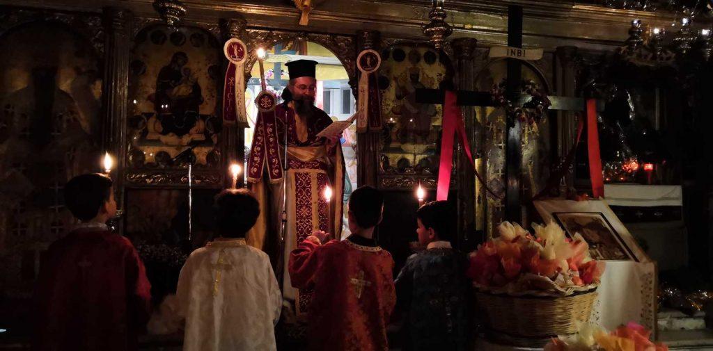 Θεία Λειτουργία στο Ναό μας9