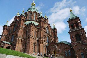 Uspenski Orthodox Cathedral 1198x800