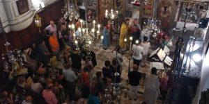 Στιγμές από την γιορτή της Παναγίας στον ναό μας!