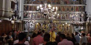 Στιγμές από την γιορτή της Παναγίας στον ναό μας!2