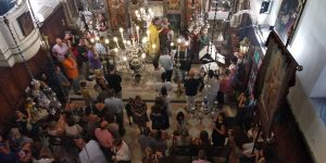 Στιγμές από την γιορτή της Παναγίας στον ναό μας!5