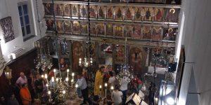 Στιγμές από την γιορτή της Παναγίας στον ναό μας!6