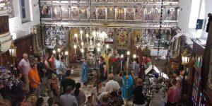 Στιγμές από την γιορτή της Παναγίας στον ναό μας!7