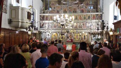 Photo of 15.8.19 , Στιγμές από την γιορτή της Παναγίας στον ναό μας!