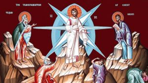 Transfiguration Red