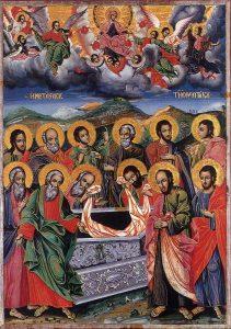 Μετάστασις της Θεοτόκου