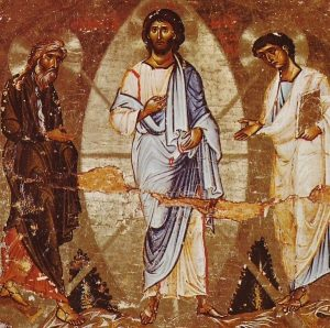 transfiguration of christ icon sinai 12th century1 600x595 1