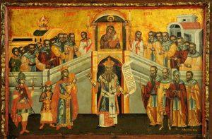 kiriaki orthodoxias