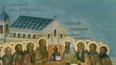 Photo of ΟΡΘΟΔΟΞΙΑ ΕΙΝΑΙ ΑΓΙΟΤΗΤΑ